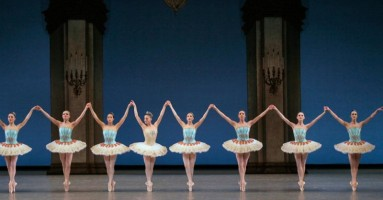 THEME AND VARIATIONS – coreografia George Balanchine (IN STREAMING)