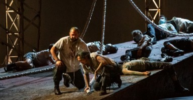 PIRATA (IL) - regia e scene Luigi Di Gangi e Ugo Giacomazzi