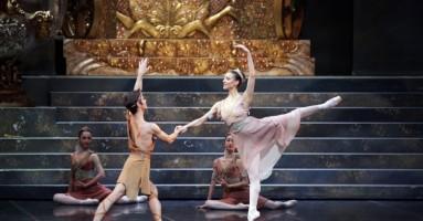 SYLVIA - coreografia Manuel Legris