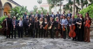 NUOVA ORCHESTRA SCARLATTI – direttori G. Galiano, B. Persico e G. Russo