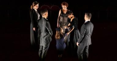 """TEATRO DELL'OPERA DI BRUXELLES LE MONNAIE - due serate dedicate all'""""Elisabetta"""" di Gioachino Rossini e alla """"Favorita"""" di Donizetti . -di Federica Fanizza"""