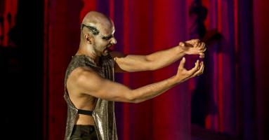 "VICENZA, TEATRO OLIMPICO 2021 - ""Mitridate, re di Ponto"", regia Natale De Carolis. -di Francesco Bettin"