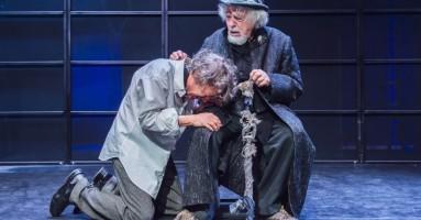 """PRIMA NAZIONALE 10 gennaio GLAUCO MAURI e ROBERTO STURNO in """"RE LEAR"""" - Teatro Della Pergola di Firenze"""