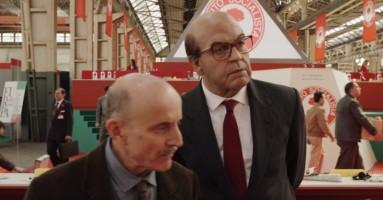 """(CINEMA) - """"Hammamet"""" di Gianni Amelio. Ok, c'è Favino ma Craxi e Amelio dove sono?"""