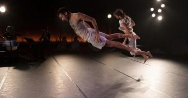 TRA LE LINEE - coreografia Simona Bertozzi