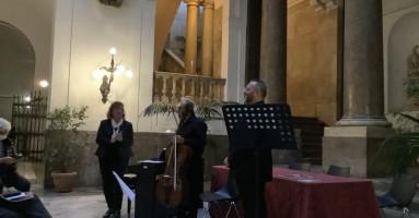 """PALERMO: In anteprima, il concerto lirico """"Luigi Pirandello, Folle Enrico IV"""" con il baritono Giuseppe Esposito"""