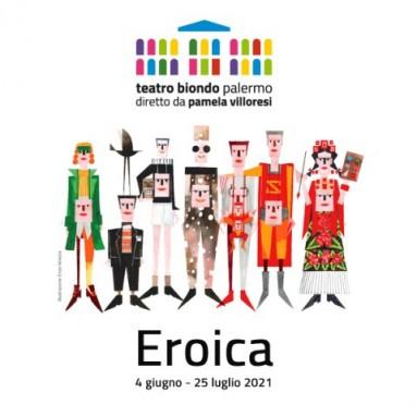 Il Teatro Biondo di Palermo riapre il sipario con una stagione Eroica: 4 giugno - 25 luglio 2021