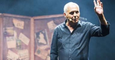 """ESTE (PADOVA) EstEstate Festival 2021 - """"STORY"""", di e con Giorgio Panariello. -di Francesco Bettin"""