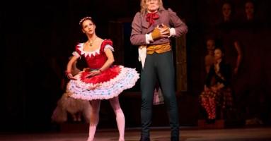 COPPÉLIA - coreografia Ninette de Valois da Lev Ivanov ed Enrico Cecchetti