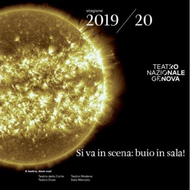TEATRO NAZIONALE DI GENOVA : La stagione 2019_20