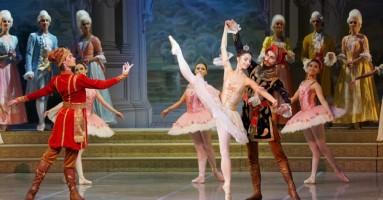 BELLE AU BOIS DORMANT (LA) - coreografia Jean-Guilleme Bart, Marius Petipa