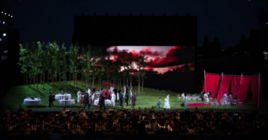 "ROMA OPERA APERTA CIRCO MASSIMO 2021 - ""MADAMA BUTTERFLY"", regia Àlex Ollé. -di Pierluigi Pietricola"