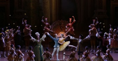 BELLA ADDORMENTATA NEL BOSCO (LA) - coreografia Rudolf Nureyev