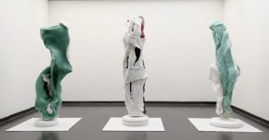 ARTI THERMOPLASTICHE (E IL TEATRO DELL'ESILIO) -  Sedicesima mostra di artisti contemporanei. Intervista curata da Angelo Pizzuto