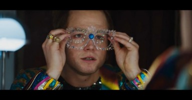 "(CINEMA) - ""ROCKETMAN"" di Dexter Fletcher. In volo con Elton John"