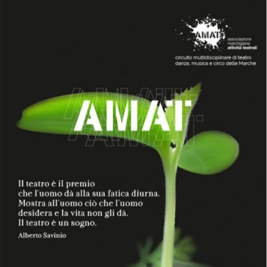 AMAT - Circuito multidisciplinare di teatro, musica, danza e circo delle Marche