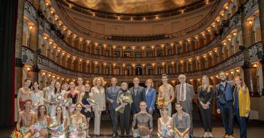 Premio Nazionale Sfera D'Oro per la Danza. -di Lula Abicca e Giuseppe Distefano