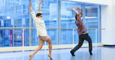 """""""Boléro"""" Live Rehearsal – di M. Ravel, le prove del Joffrey Ballet. (IN STREAMING) -di Francesca Myriam Chiatto"""