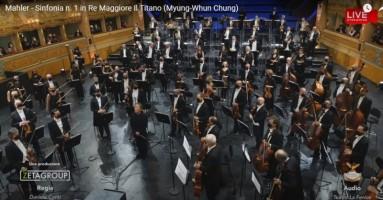 CONCERTO TEATRO LA FENICE - direttore Myung-Whun Chung